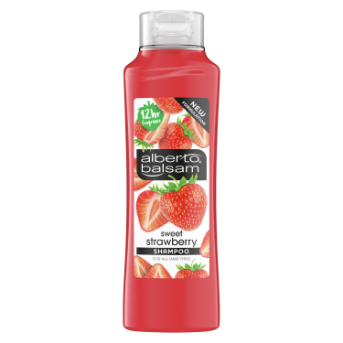 Alberto Balsam Sweet Strawberry Shampoo 350ml